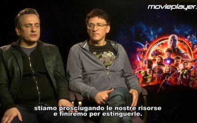 Avengers: Infinity War - Intervista a fratelli Russo