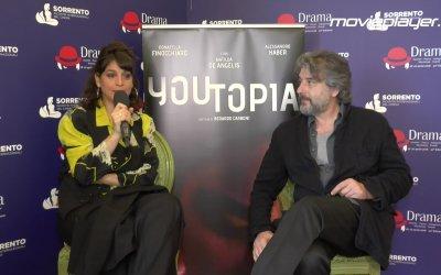 Youtopia: intervista a Donatella Finocchiaro e Luca Lionello