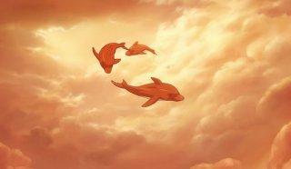 Big Fish & Begonia: un momento del film d'animazione