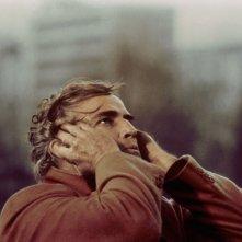 Ultimo tango a Parigi, Marlon Brando in una scena