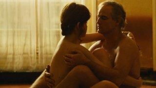 Ultimo tango a Parigi - Brando e Maria Schneider nel film scandalo di Bertolucci
