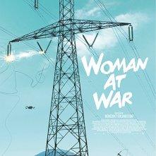 Locandina di Woman at War