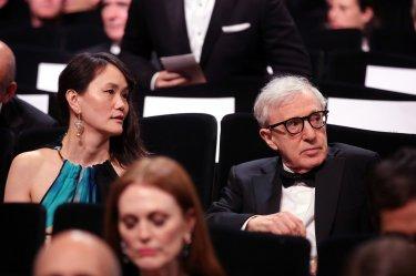 Woody Allen e Soon Yi Previn