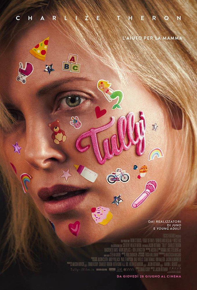 Tully Poster Italia