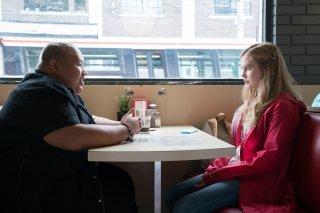 Ogni giorno: Angourie Rice e Jacob Batalon in una scena del film