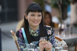 Pitch Perfect 3: Hana Mae Lee in una scena del film