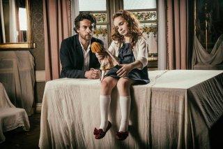 Respiri: Alessio Boni ed Eleonora Trevisani in una scena del film