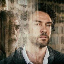 Respiri: Alessio Boni e Pino Calabrese in una scena del film
