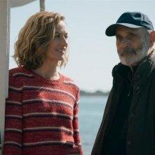 Toglimi un dubbio: Guy Marchand e Cécile De France in una scena del film
