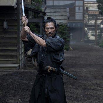 Westworld: Hiroyuki Sanada  in una scena dell'episodio Phase Space