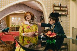 Favola: Filippo Timi e Piera Degli Esposti in una scena del film