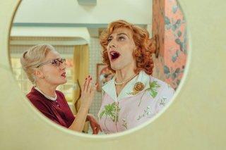 Favola: Filippo Timi e Lucia Mascino in un'immagine del film