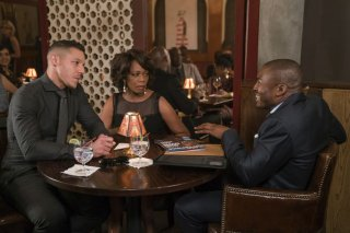 Luke Cage 2: Alfre Woodard, Erik LaRay Harvey e Theo Rossi a colloquio