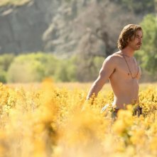 Bad Times at the El Royale: una foto del protagonista Chris Hemsworth