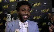 """Donald Glover su Solo: """"Questo Han Solo è come una canzone di Bruce Springsteen"""""""