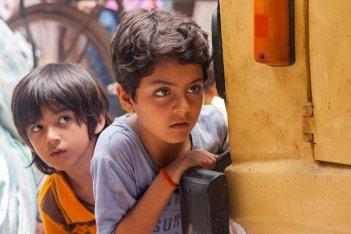 L'incredibile viaggio del fachiro: Hearty Singh in una scena del film