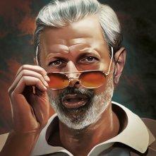 Hotel Artemis: il character poster di Jeff Goldblum