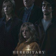 Locandina di Hereditary
