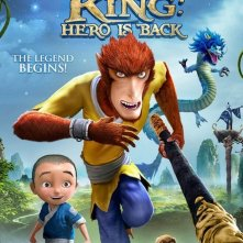 Locandina di Monkey King: Hero Is Back
