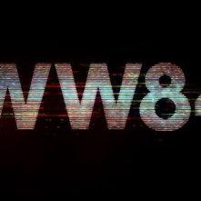 Wonder Woman: il logo del sequel