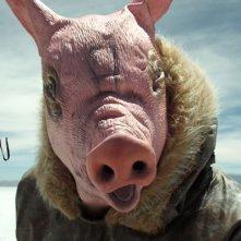 La guerra del maiale: un momento del film