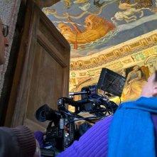 Nel nome di Antea: un'immagine dal set del documentario