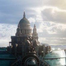 Macchine mortali: un'immagine di Londra semovemente