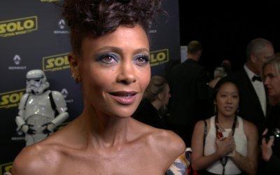 """Thandie Newton attrice, antropologa, attivista: """"Prima di Westworld volevo dire addio alla recitazione"""""""