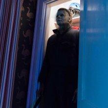 Halloween: un'immagine del nuovo Michael Myers