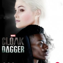 Locandina di Cloak and Dagger
