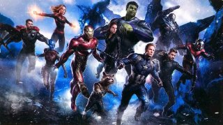 Avengers 4: una promo art mostra i nuovi Avengers