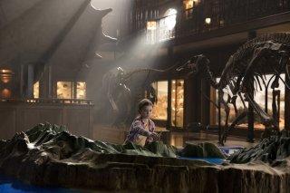 Jurassic World - Il regno distrutto: Isabella Sermon in una scena del film