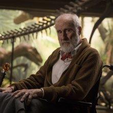 Jurassic World - Il regno distrutto: James Cromwell in una scena del film