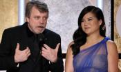 Star Wars, Mark Hamill e Rian Johnson difendono Kelly Marie Tran dagli haters