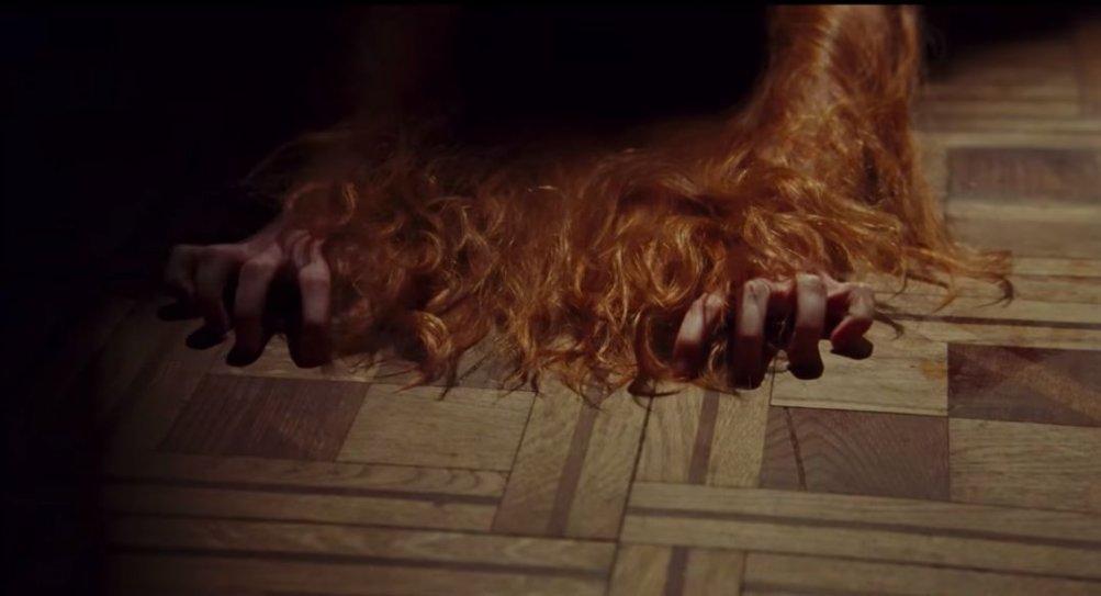 Suspiria - una sequenza dal trailer del remake di Guadagnino