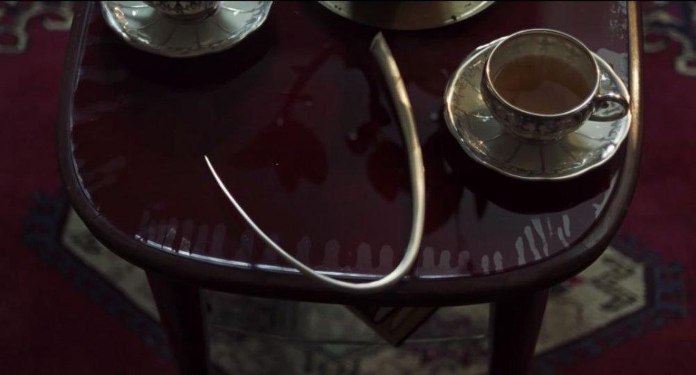 Suspiria - una immagine dal trailer del remake di Luca Guadagnino