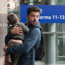The Escape: Dominic Cooper in una scena del film