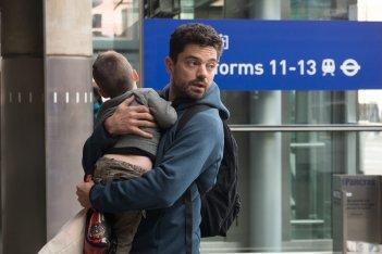 The Escape: Dominic Cooper in una scena del film