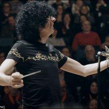 Giovanni Allevi - Equilibrium: The Film Concert, Allevi in un momento del film