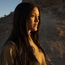 Westworld: Julia Jones nell'episodio Kiksuya
