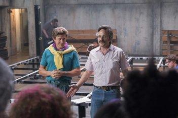 GLOW: una foto della première della seconda stagione