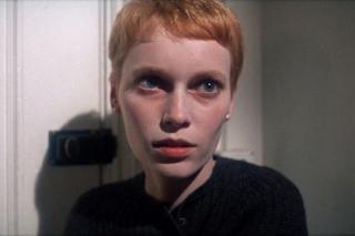 Rosemary's Baby: un primo piano di Mia Farrow