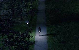 Thelma: una scena notturna del film