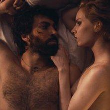 Ulysses - A Dark Odissey: Andrea Zirio e Anamaria Marinca in un momento del film
