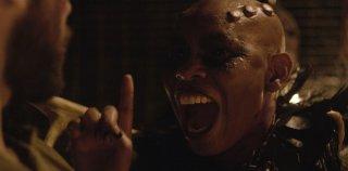 Ulysses - A Dark Odissey: Skin in una scena del film