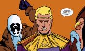 Watchmen: le nuove foto dal set contengono uno spoiler sulla sorte di uno dei personaggi chiave
