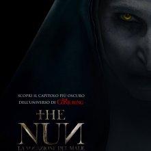 Locandina di The Nun - La vocazione del male