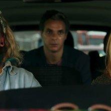 Due piccoli italiani: Francesco Colella, Marit Nissen e Rian Gerritsen in un momento del film