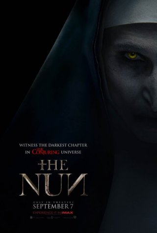 Locandina di The Nun