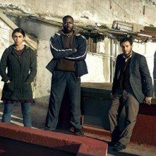 The Brave: i protagonisti della serie in una foto promozionale
